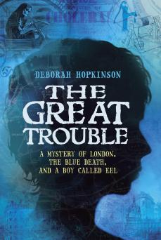 THE GREAT TROUBLE_cover image
